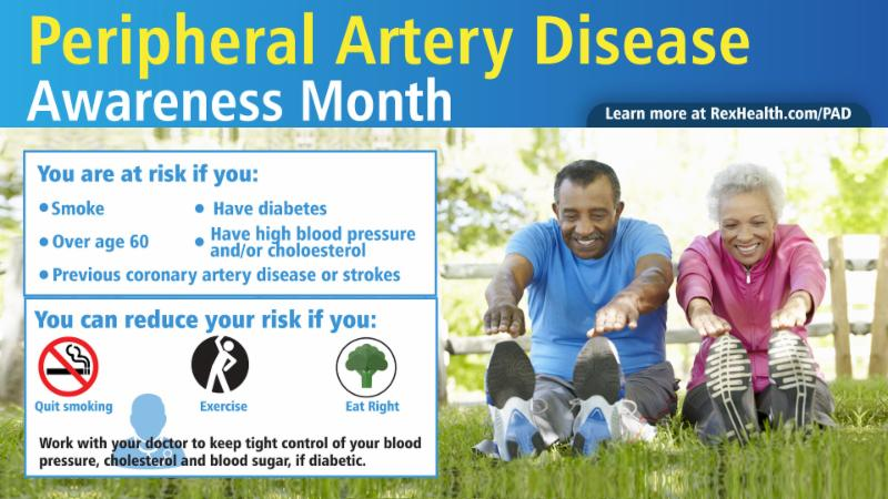 PAD Awareness Month