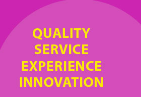 Quality Service Experience Innovation