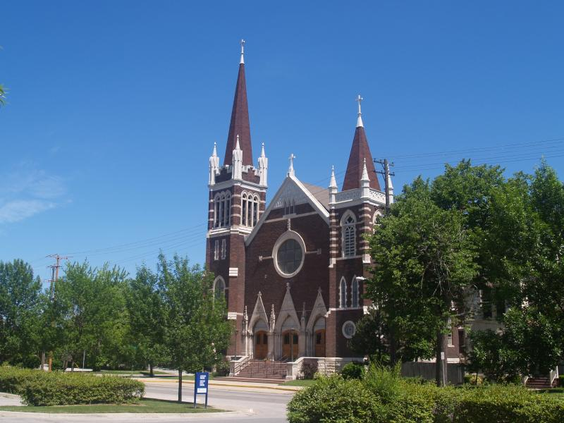Saginaw Cathedral