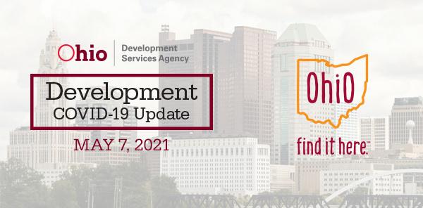 Development Covid-19 Update May 7 2021