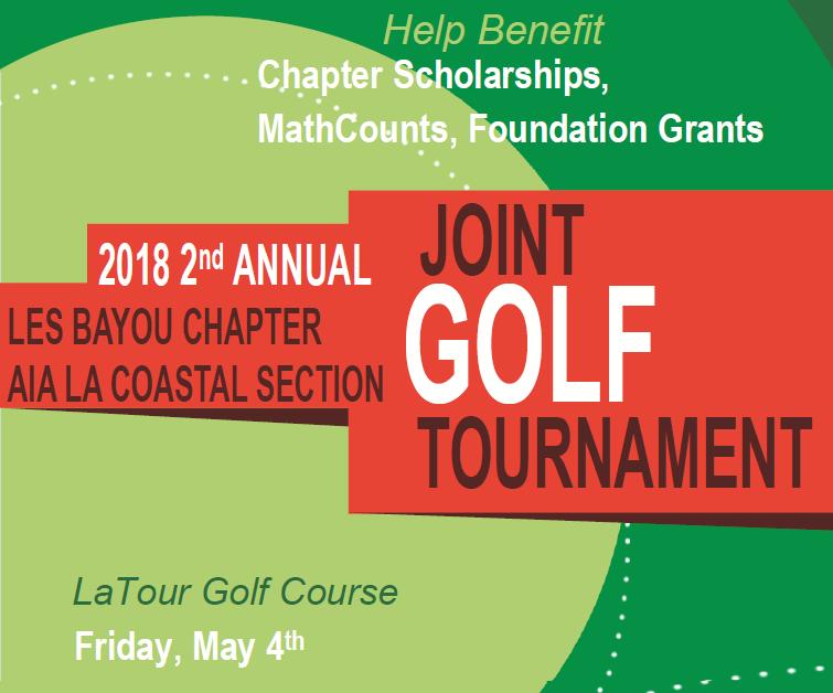 2018 Golf Tournament Banner