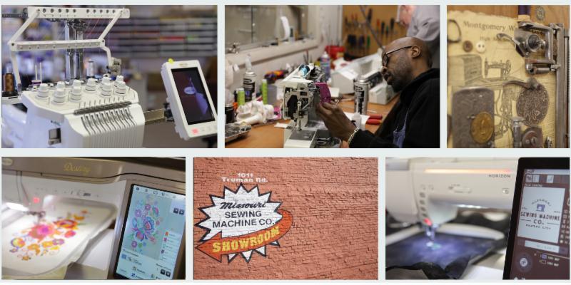 MoSew News For 404040 Extraordinary Missouri Sewing Machine Company Lenexa Ks