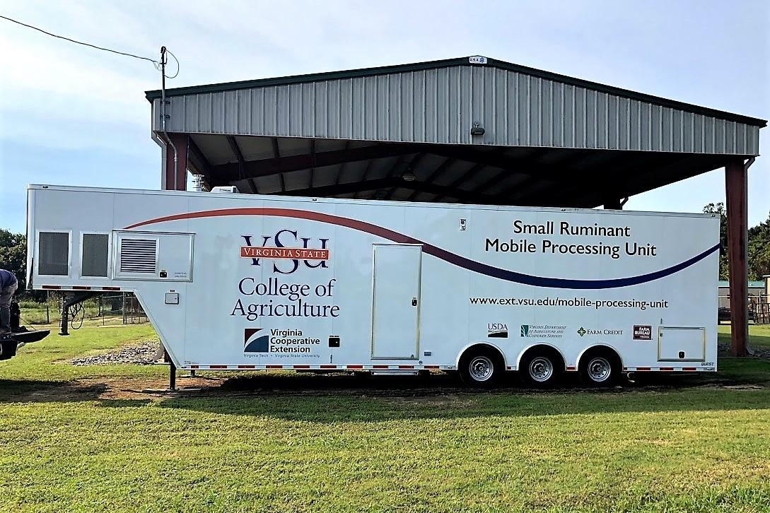 Small Ruminant Mobile Processing Unit