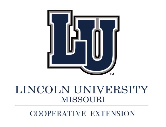Lincoln University Missouri Cooperative Extension logo.