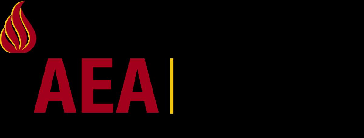 Association of Extension Administrators logo.