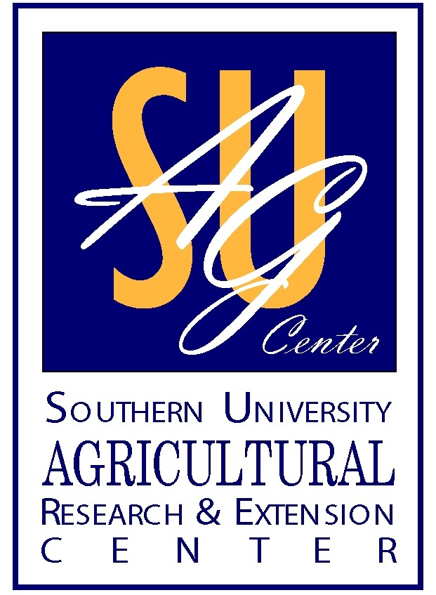 Southern University Agricultural Research and Extension Center logo.