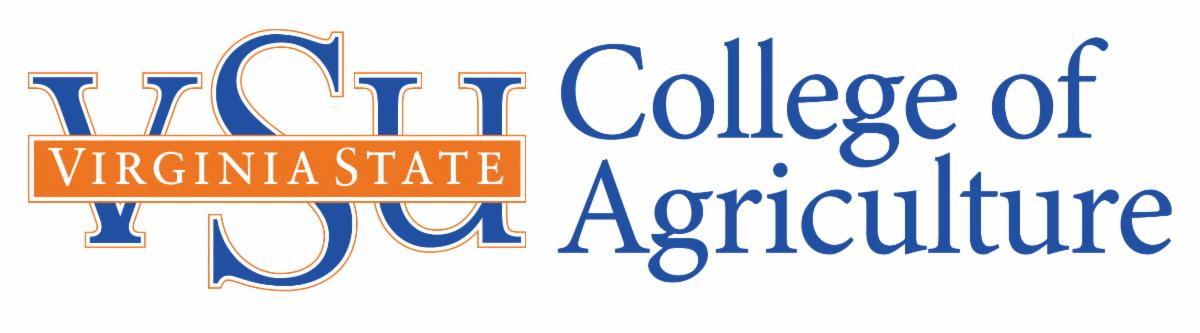 Virginia State University College of Agriculture logo