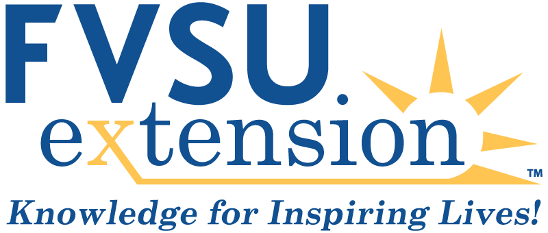 Fort Valley State University Extension logo.