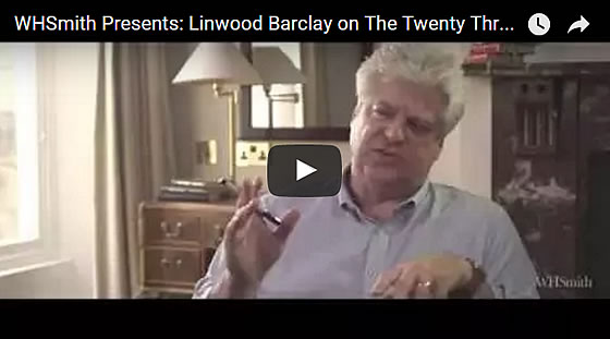 Linwood reads from The TwentyThree