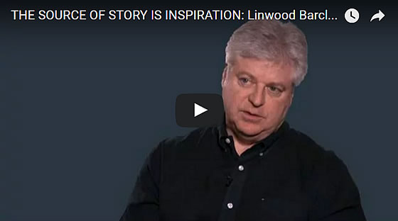 Linwood talks about his inspiration