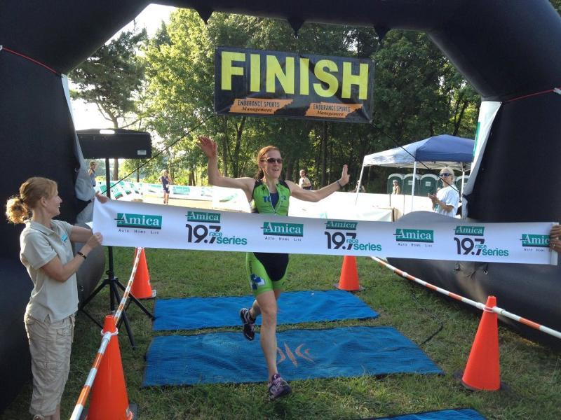 Ironman Finish 1