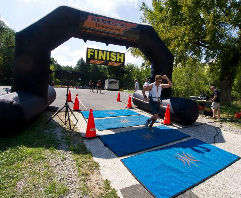 XTERRA Finish Set Up Events Chip Timing