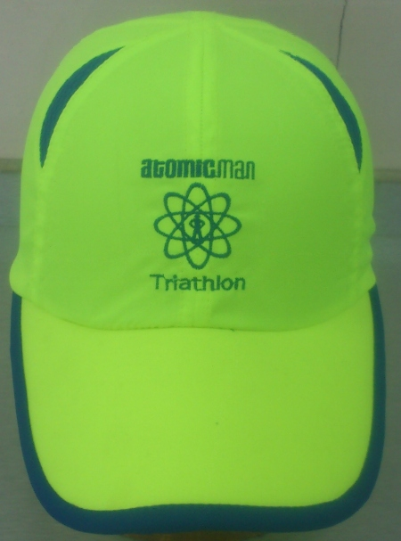 Atomic Man Hat 2013