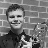 Tony Courchaine - Band Student