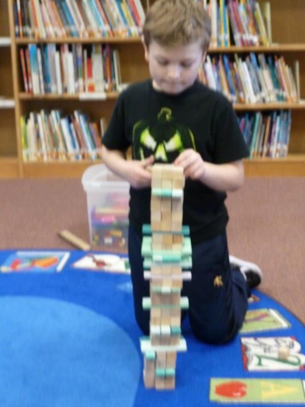 Literacy night picture