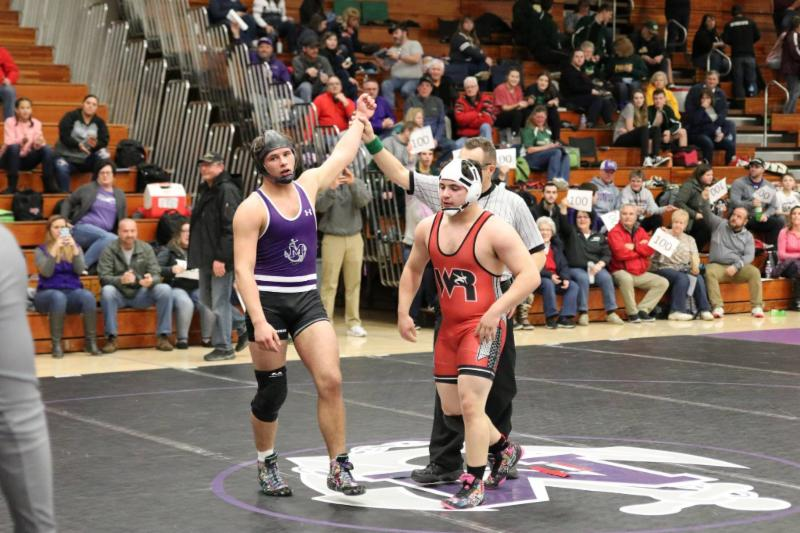 Sean Holk - High School Wrestler