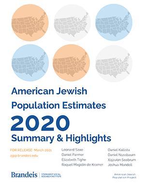 American Jewish Population Project 2020 Data Brief
