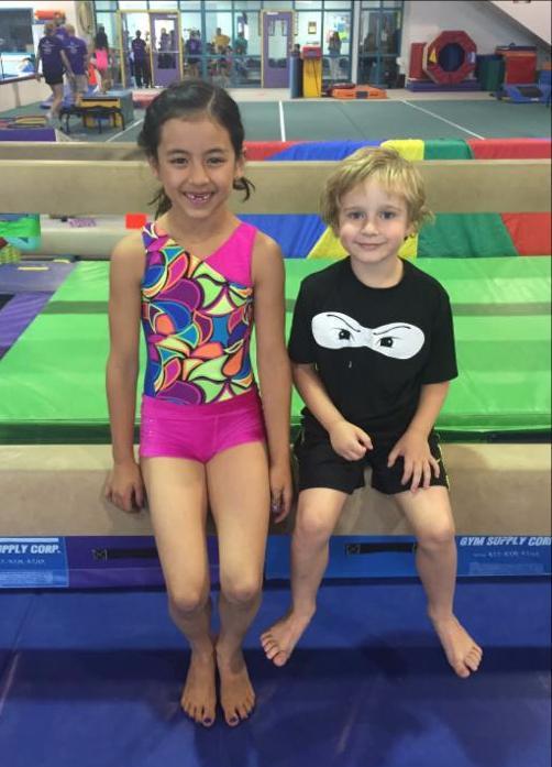 Gymnastics And T Cl Dress Code
