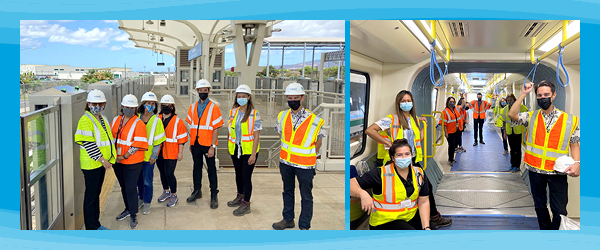 Facilities Tour - Click here to view the photos