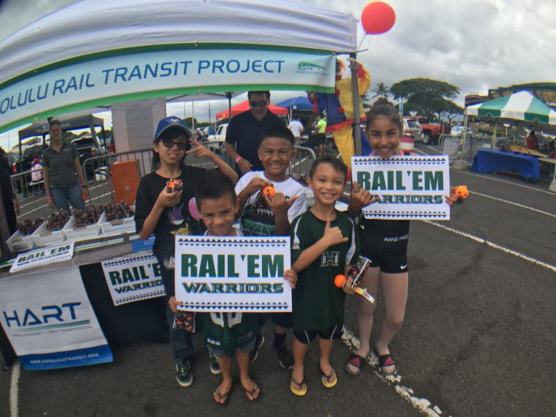 News from the Honolulu Rail Transit Project