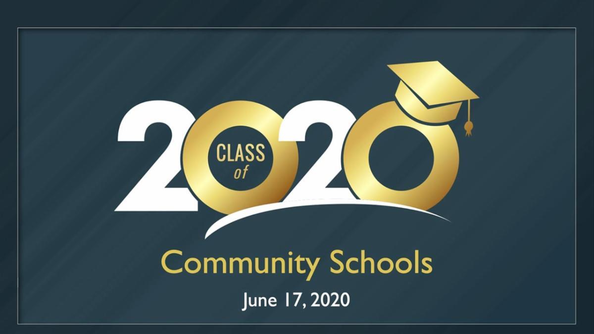 Graduation Ceremony Intro Slide