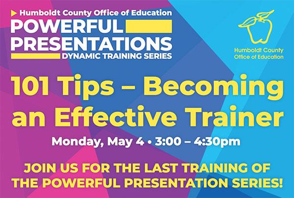 Powerful Presentations Series