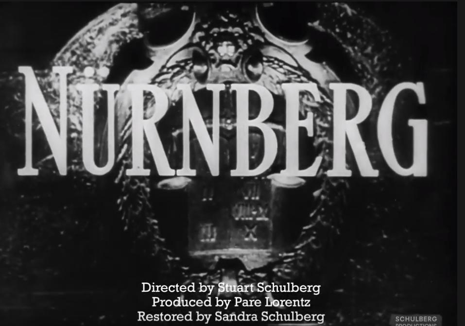 Nuremberg Film Series