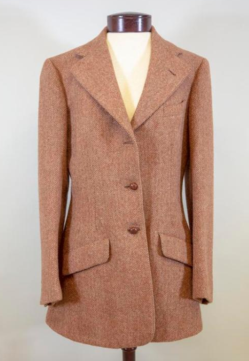 Eleanor's riding jacket