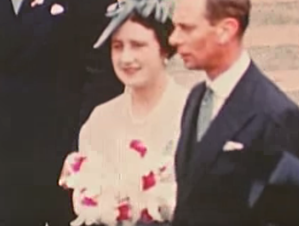 King George and Queen Elizabeth, NYC 1939