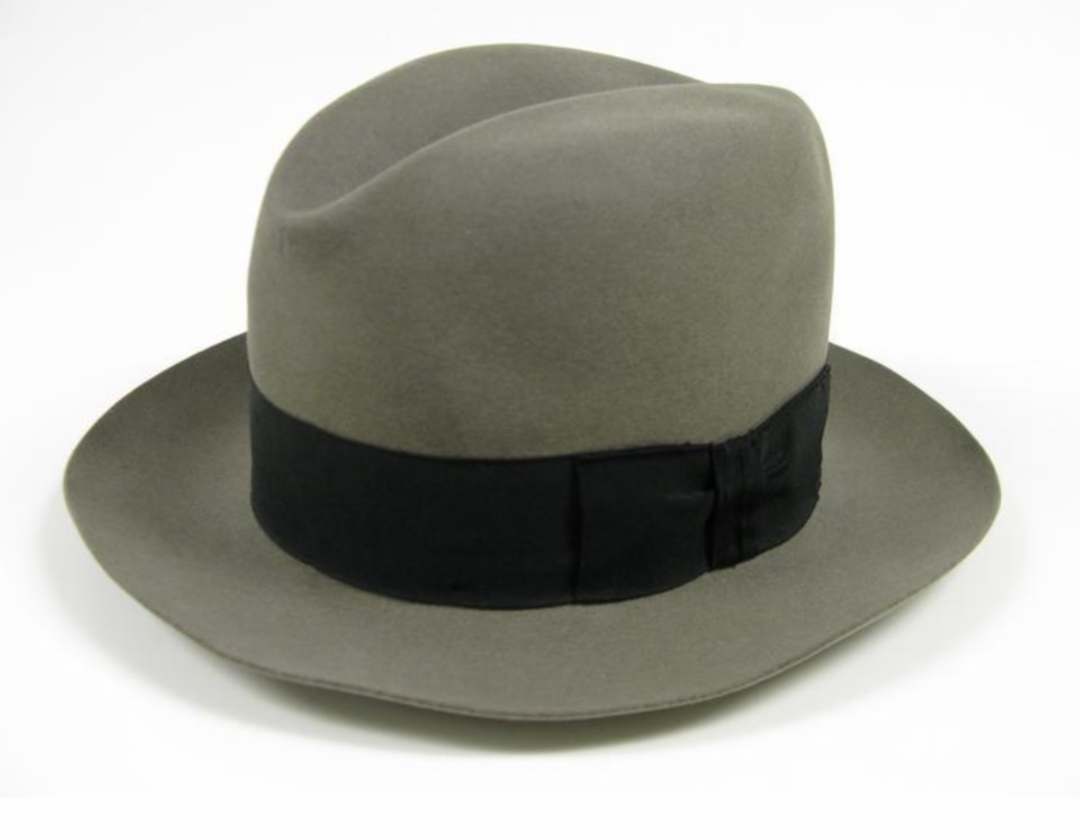 """FDR's """"Lucky"""" campaign hat"""