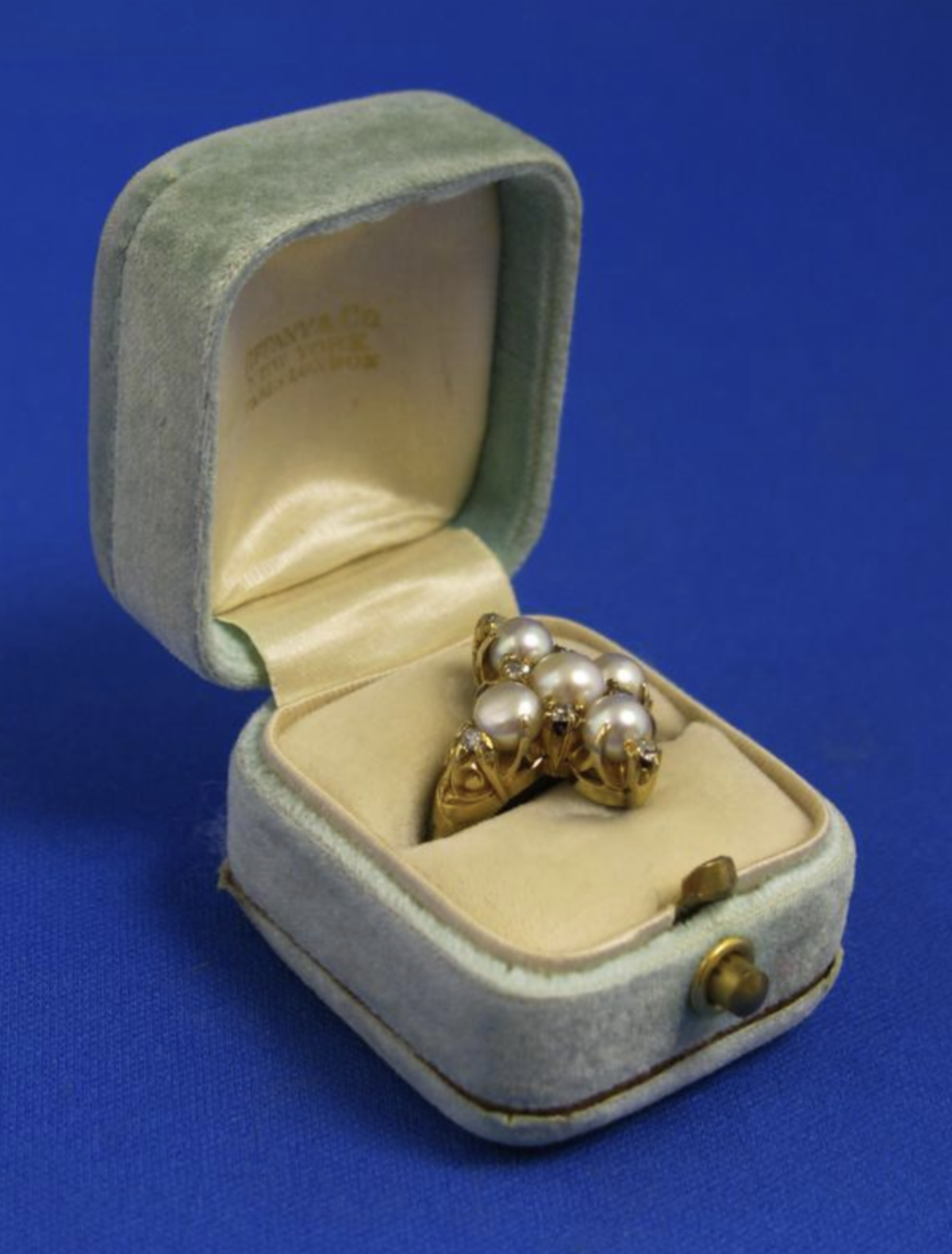 Ring worn by Eleanor Roosevelt