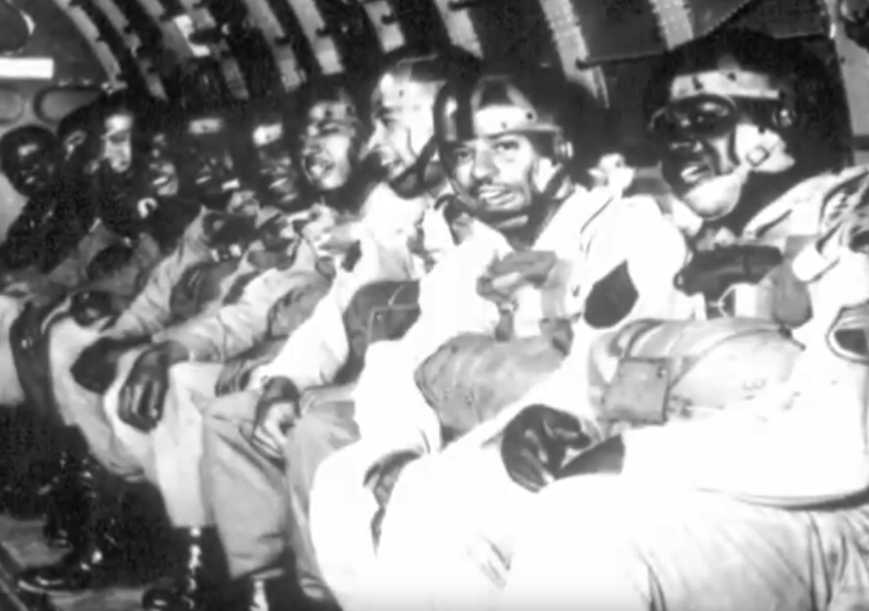 WWII Military Segregation