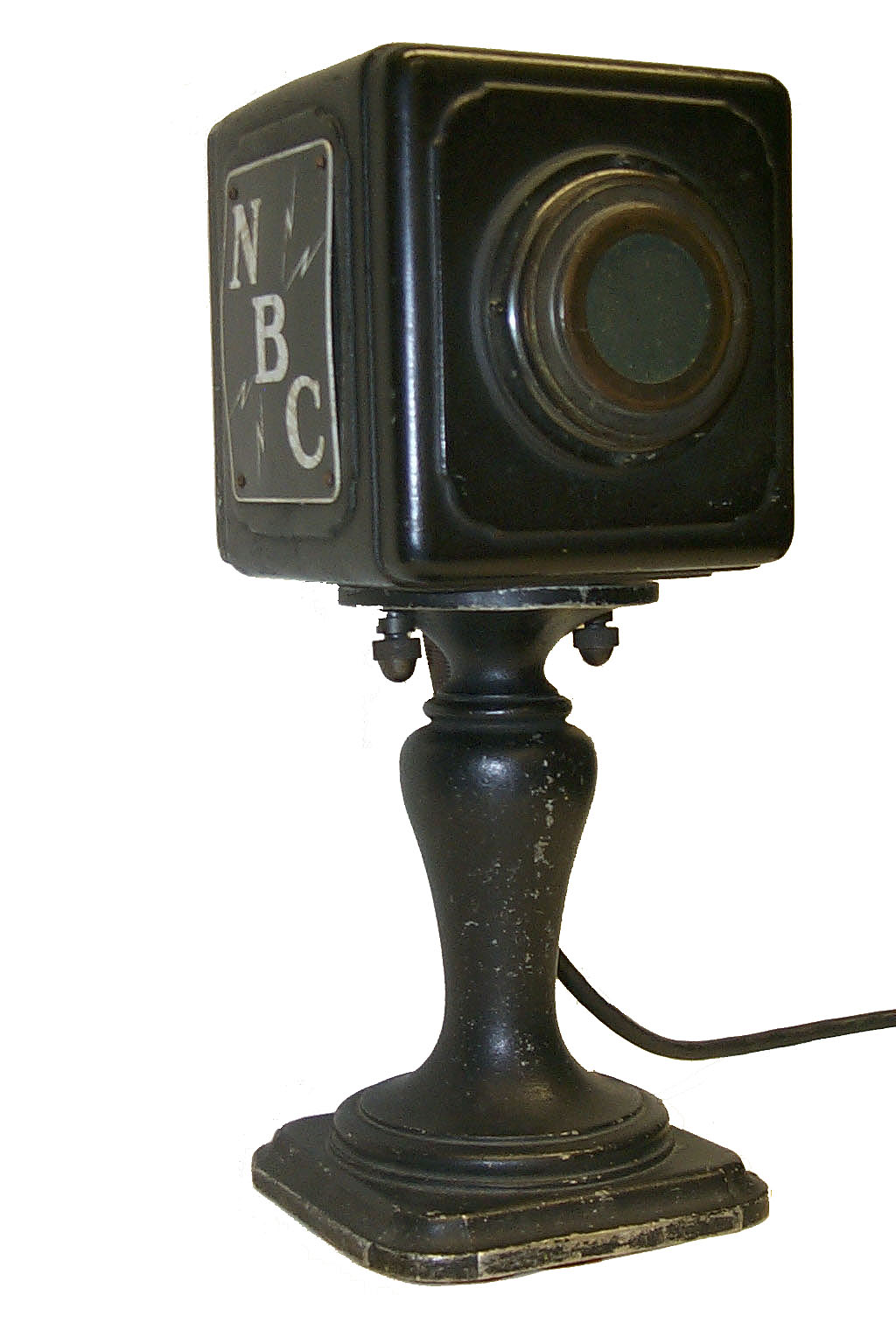 FDR Fireside Chat microphone