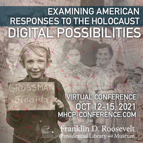 FDR Conference, Oct 12-15, 2021