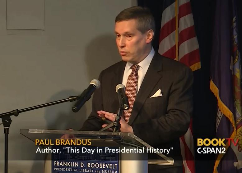 Paul Brandus on Presidential History