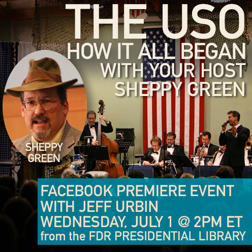 The USO Show how it all began