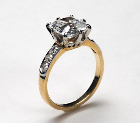 Eleanor Roosevelt's Engagement Ring