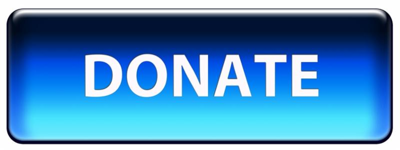 high resolution blue donate button for online donation projects   more.