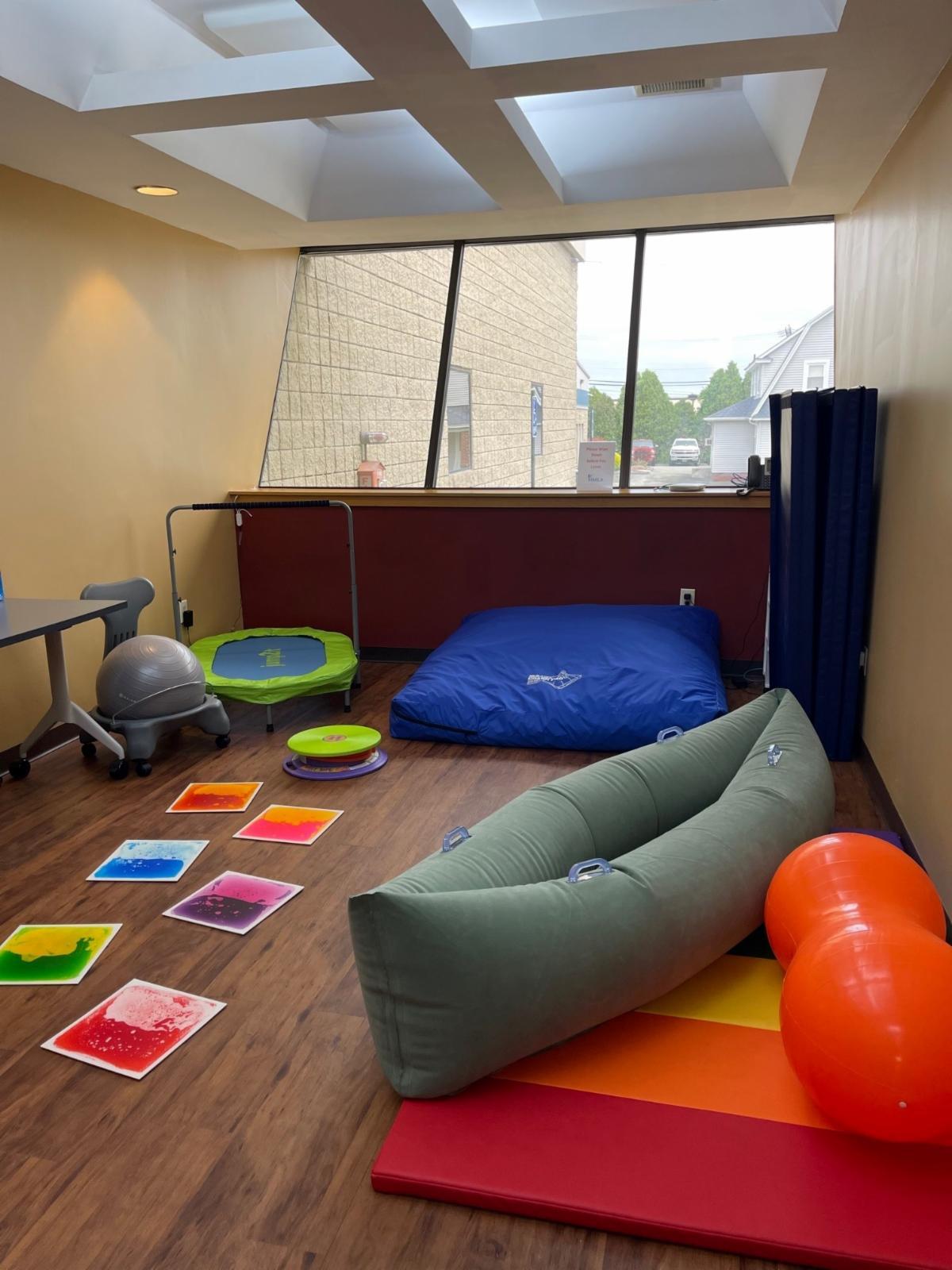 Sensory Treatment Room at TechACCESS