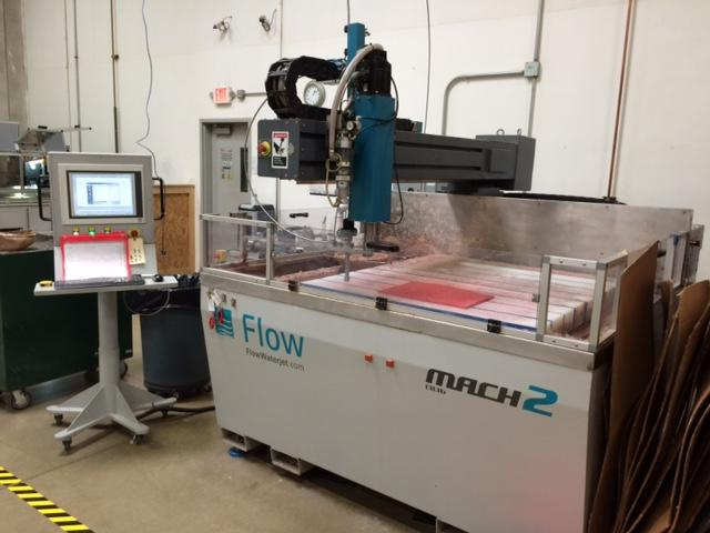 Used automated Die making equipment