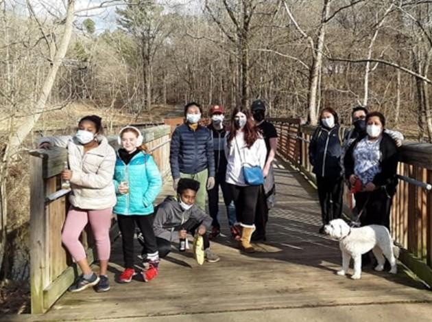 Youth hike 2020