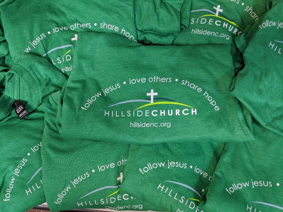 Hillside shirts