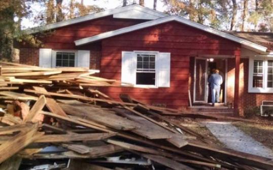 Hurricane relief_Trenton