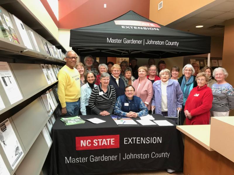Johnston County Master Gardener Volunteers 2018