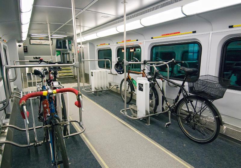 GO Transit Bike Coaches