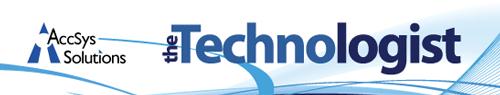 The Technologist Newsletter