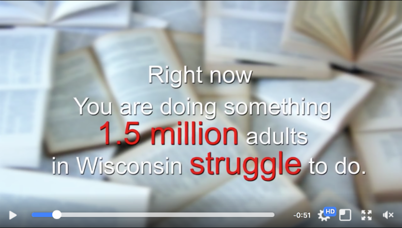 Support Adult Education Video