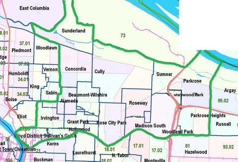 Village Boundary Map
