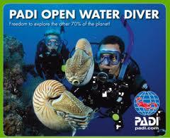 padi open water