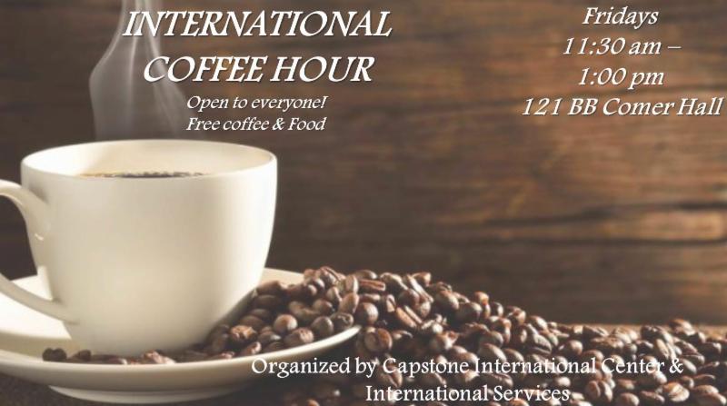 Coffee Hour